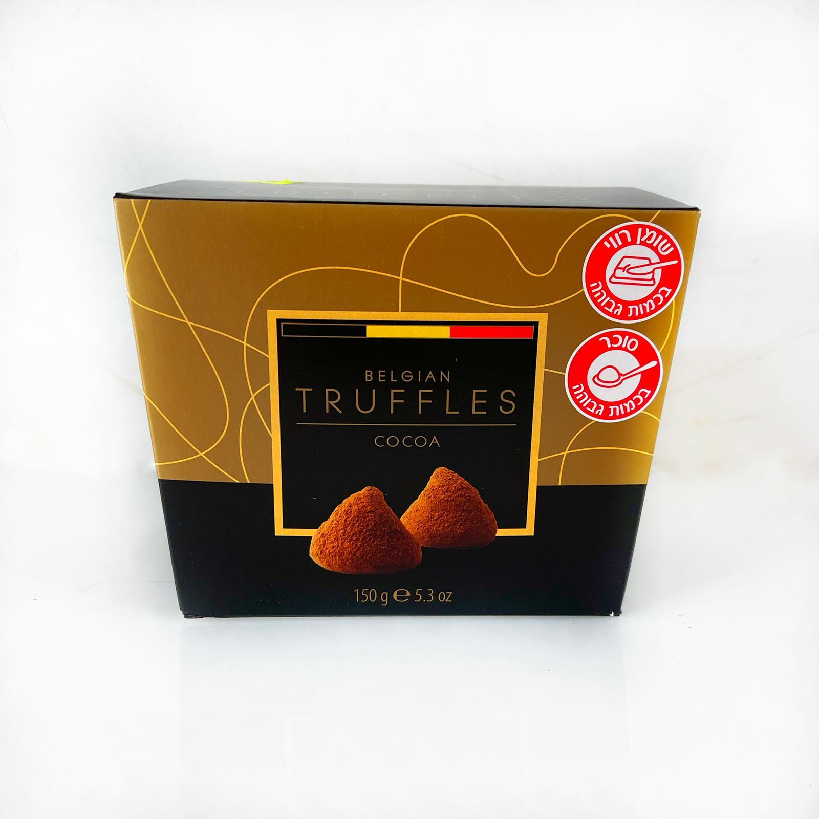 טראפלס שוקולד 150 גרם
