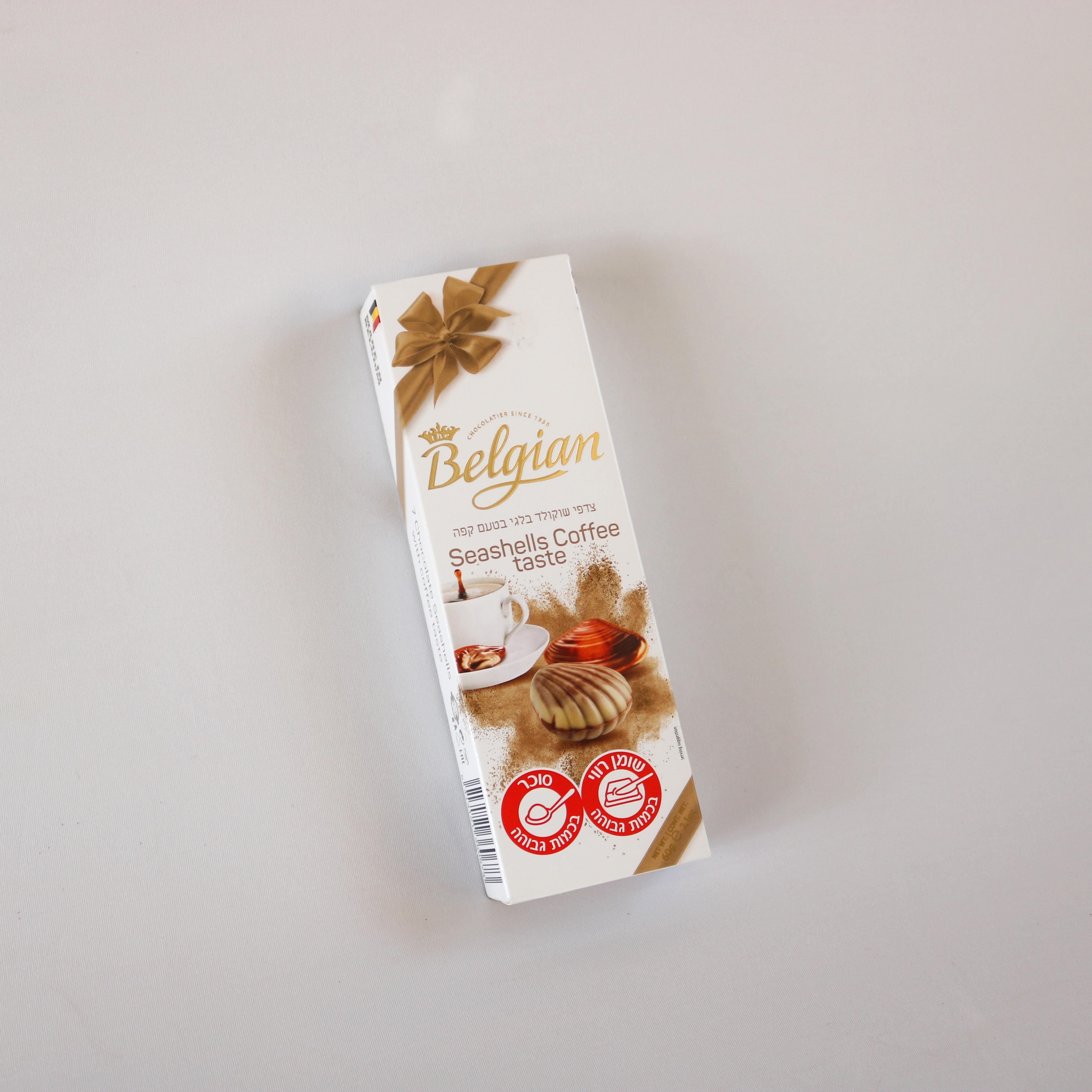 צדפי שוקולד