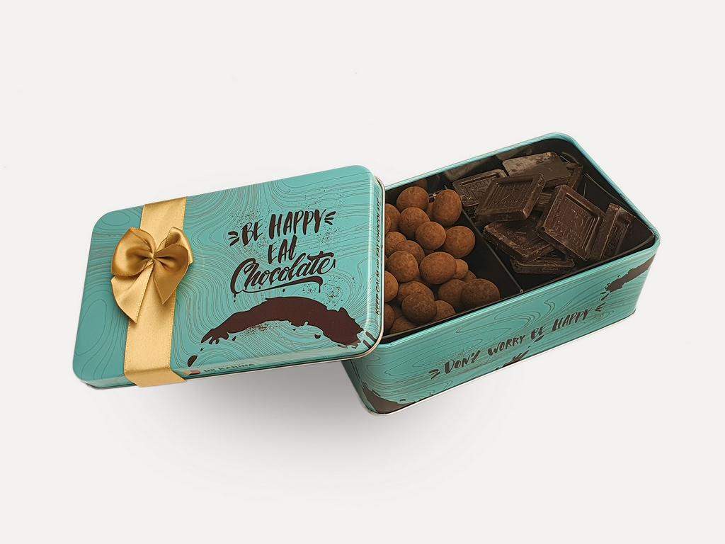 דואט שוקולד 130 ג DE KARINA